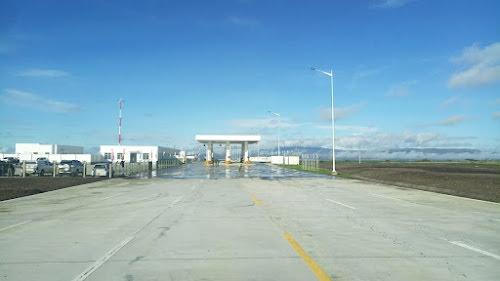 Naivasha dry port.